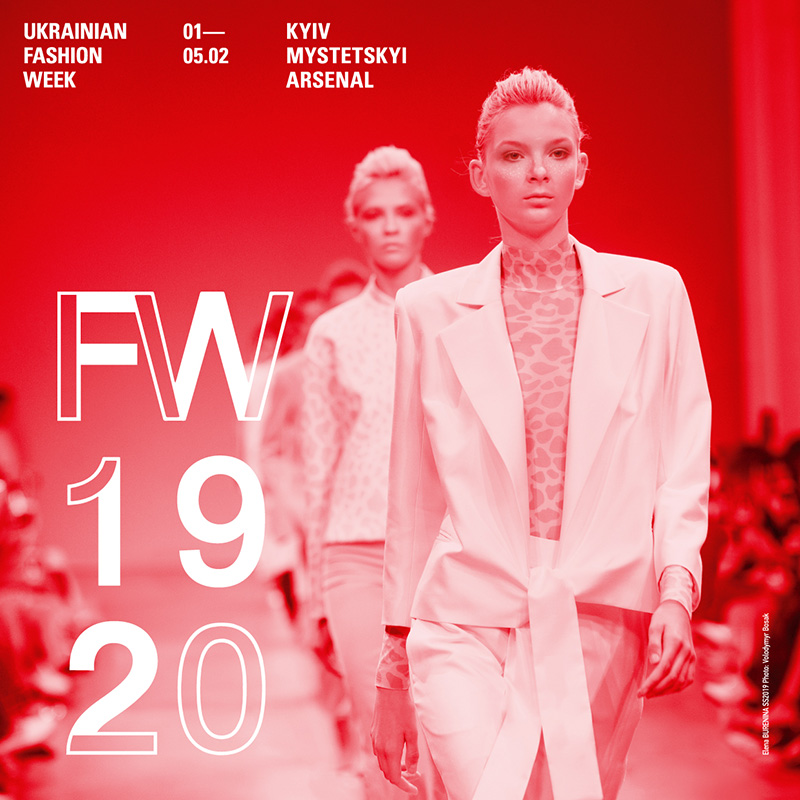 UKRAINIAN FASHION WEEK FW19-20