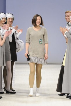 Fresh Fashion: KARPISHINA FW 2011/2012