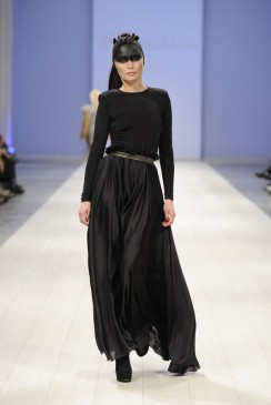 Fresh Fashion:  Юлія ЛАТУШКІНА FW 2011/2012