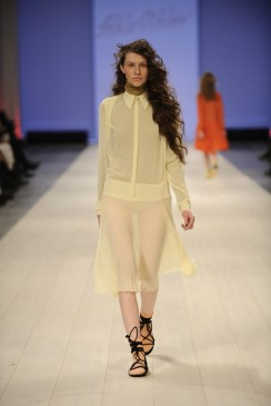 Fresh Fashion: Анна Октябрь FW 2011/2012