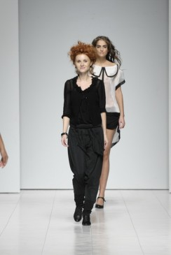 Fresh Fashion: Savorona SS 2010