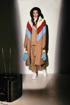 Lookbook the Coat by Katya Silchenko FW18-19
