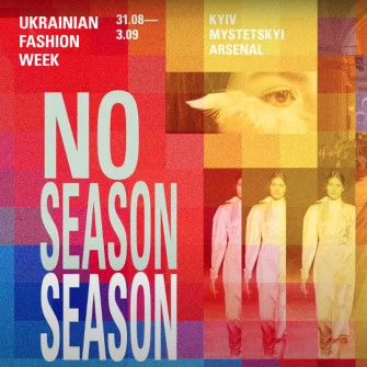 TV-студія на Ukrainian Fashion Week