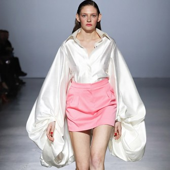Sleek magazine про Ukrainian Fashion Week FW19-20