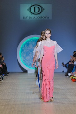 DS'DRESS by ALONOVA S/S 2014