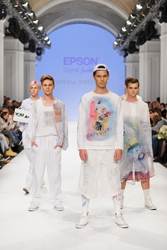 EPSON DIGITAL FASHION SHOW