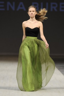 Fresh Fashion: Elena BURBA SS 2012