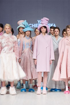 Fresh Fashion: Yana CHERVINSKA S/S 2015