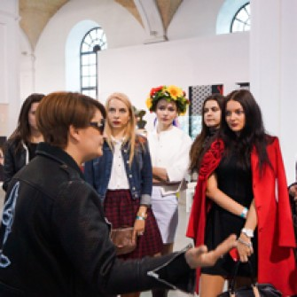 Ukrainian Fashion Campus в гостях у Ukrainian Fashion Week
