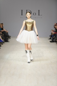 IDoL by Serge SMOLIN F/W` 2012-13
