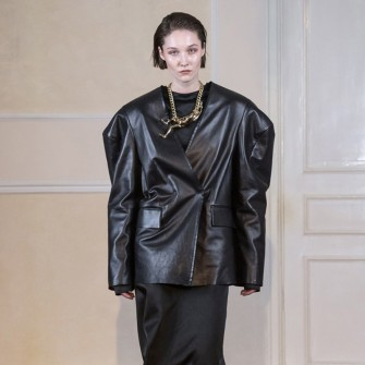 Віджет показу LITKOVSKAYA на Paris Fashion Week