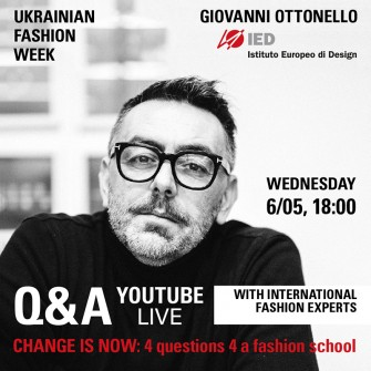 CHANGE IS NOW: 4 questions 4 a fashion school