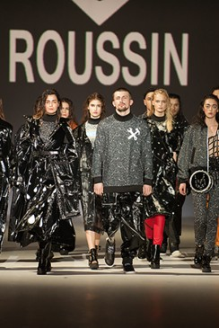 ROUSSIN BY SOFIA ROUSINOVICH AW16-17