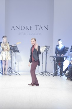 ANDRE TAN S/S 2013