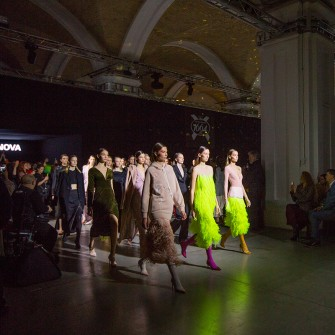 Ukrainian Fashion Week NO SEASON Season