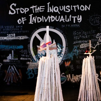 Презентація Stop the Inquisition of Individuality