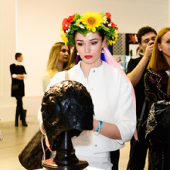 BOB BASSET на Ukrainian Fashion Week
