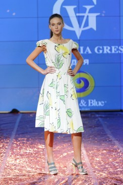 Victoria GRES для Yellow&Blue HFW 2011