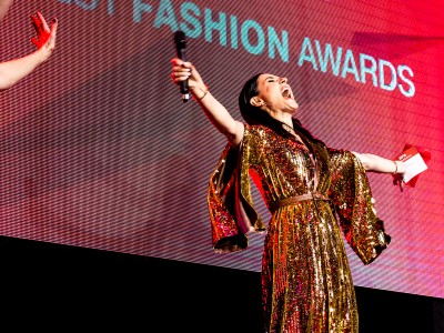 Церемонія Best Fashion Awards 2017