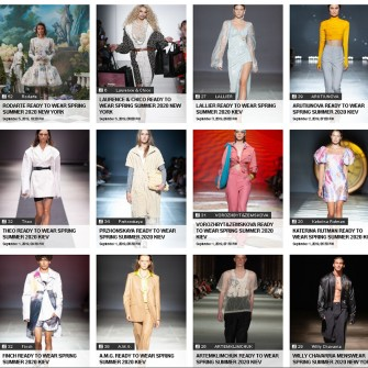 NOWFASHION про UKRAINIAN FASHION WEEK SS20
