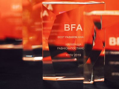 Переможці BEST FASHION AWARDS 2019