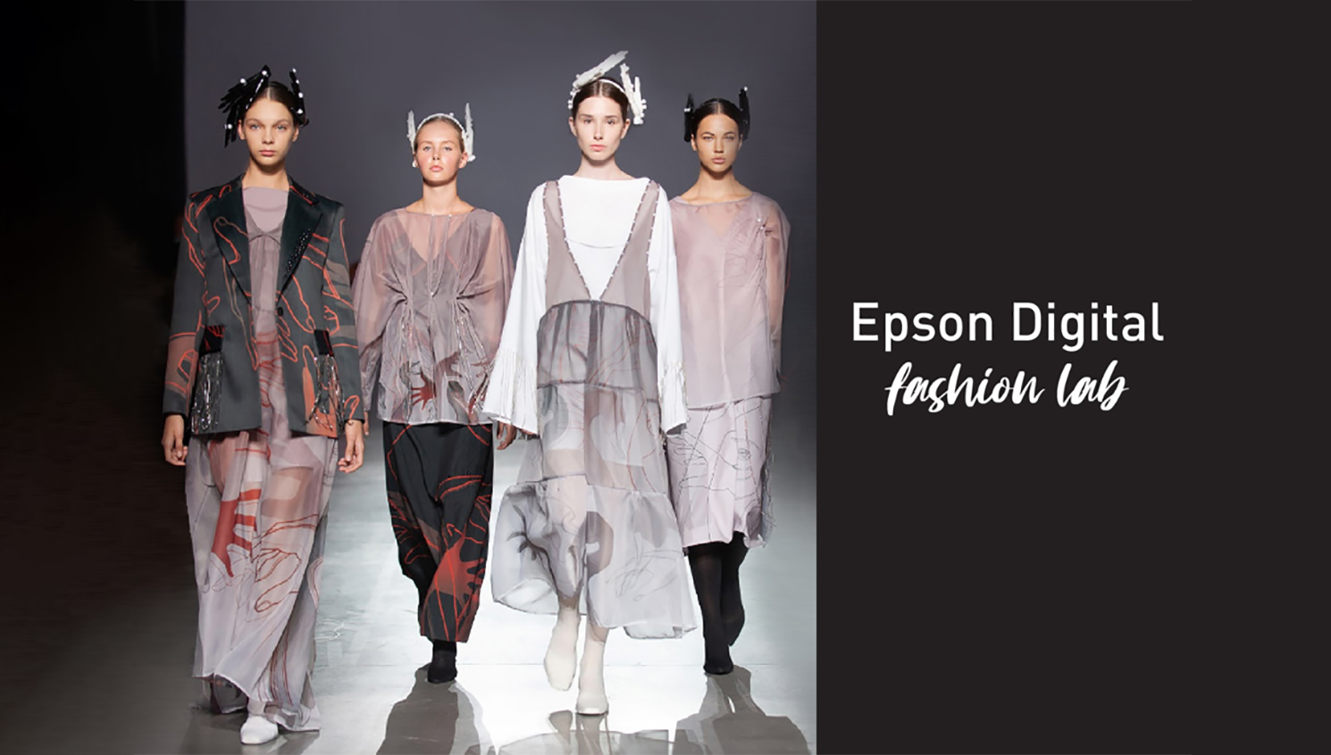 Digitalization and fashion: presentation of the educational project for designers from UFW and Epson